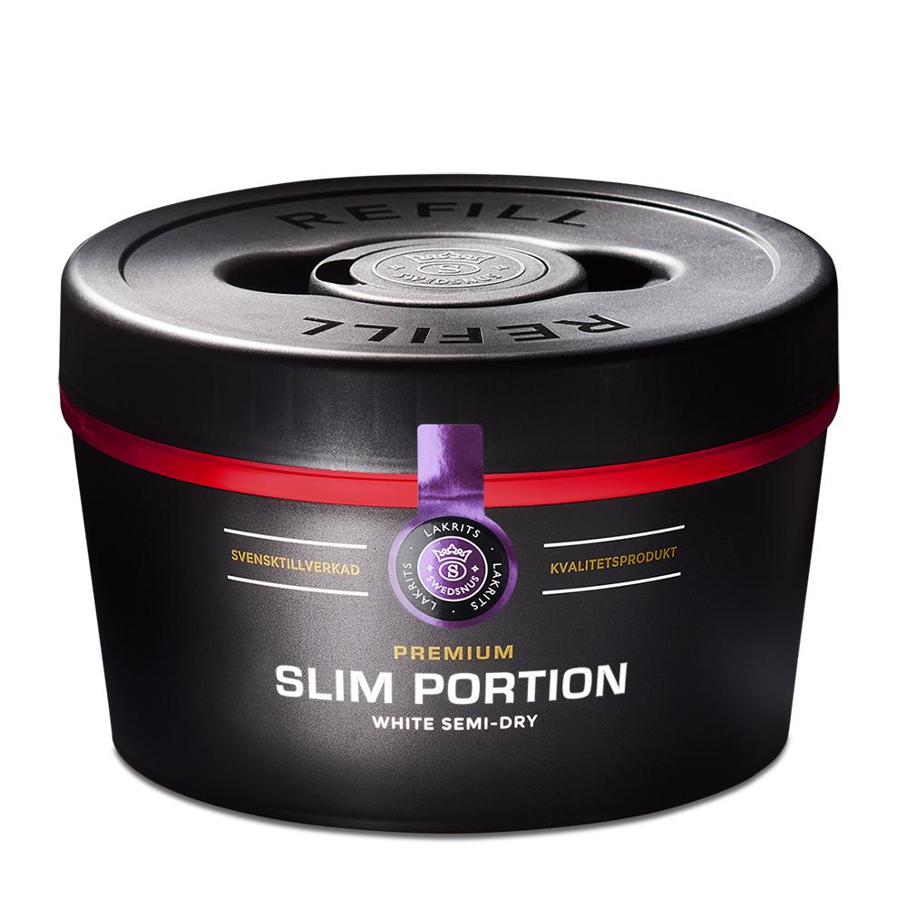 Slim Lakrits 1000 Premium Portionssnus