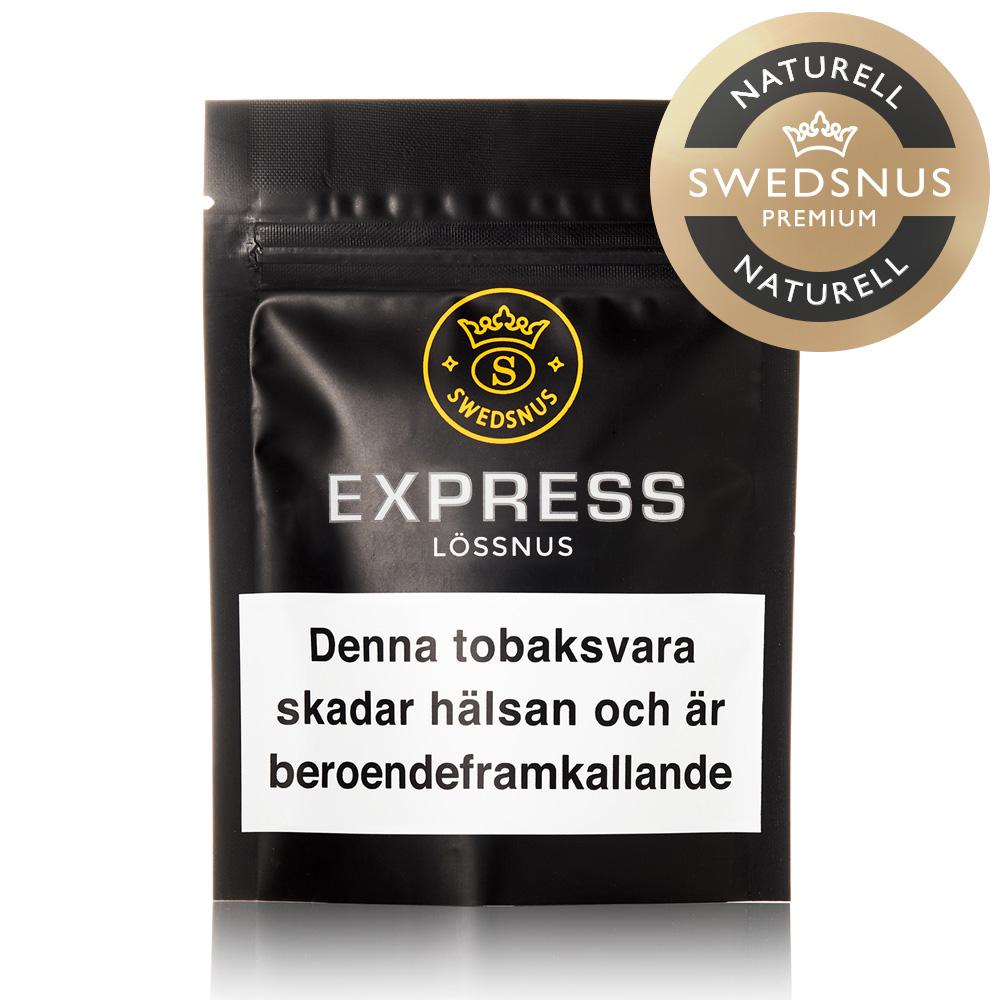 Lössnus Naturell Prov Premium