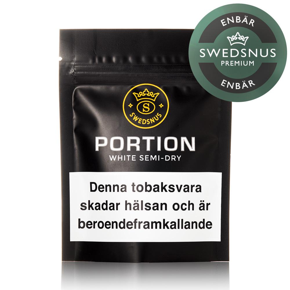Premium Enbär Prov Portionssnus