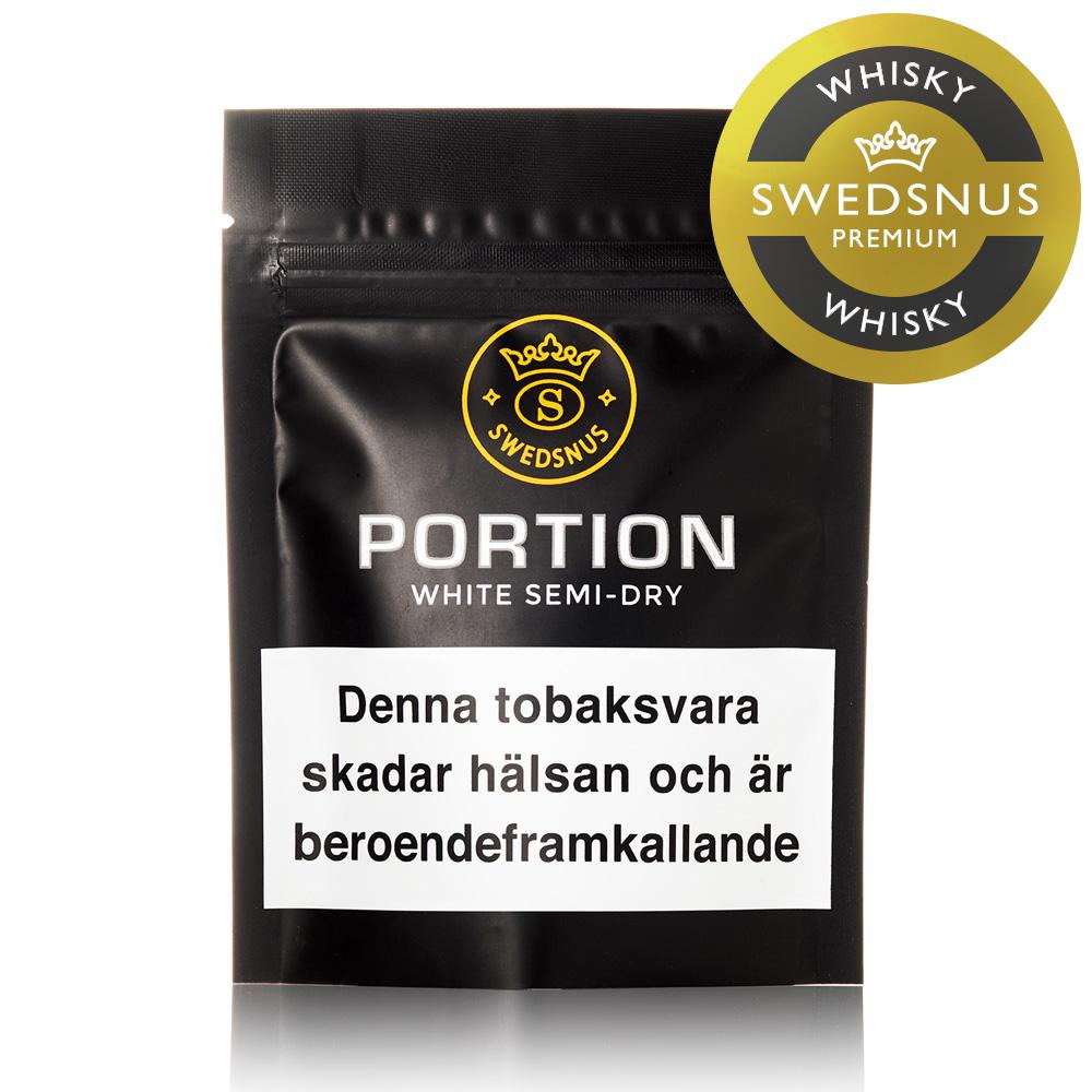 Premium Whisky Prov Portionssnus